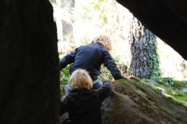 Pequeños roca