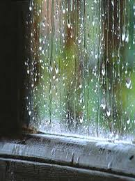 Lluvia ventana