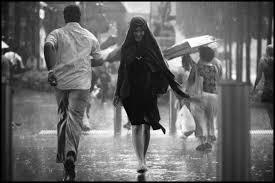 Sonrisa lluvia